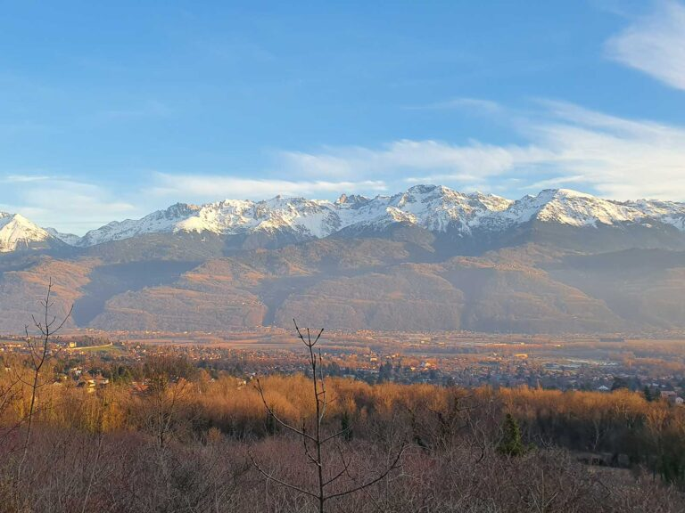 Belledonne in Winter